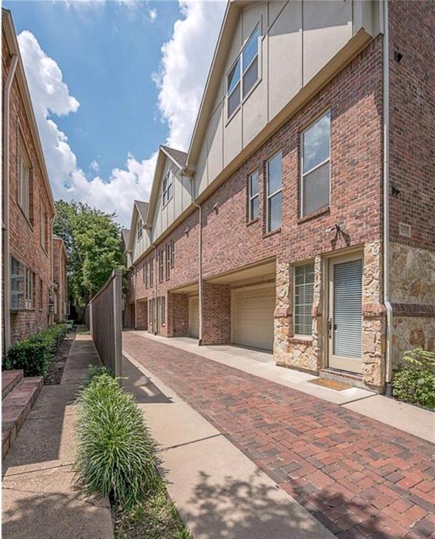 3425 Rosedale Avenue Unit 3, University Park, Texas 75205