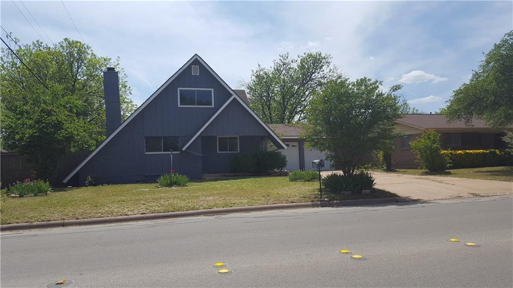 2509 Robertson Drive, Abilene, Texas 79606