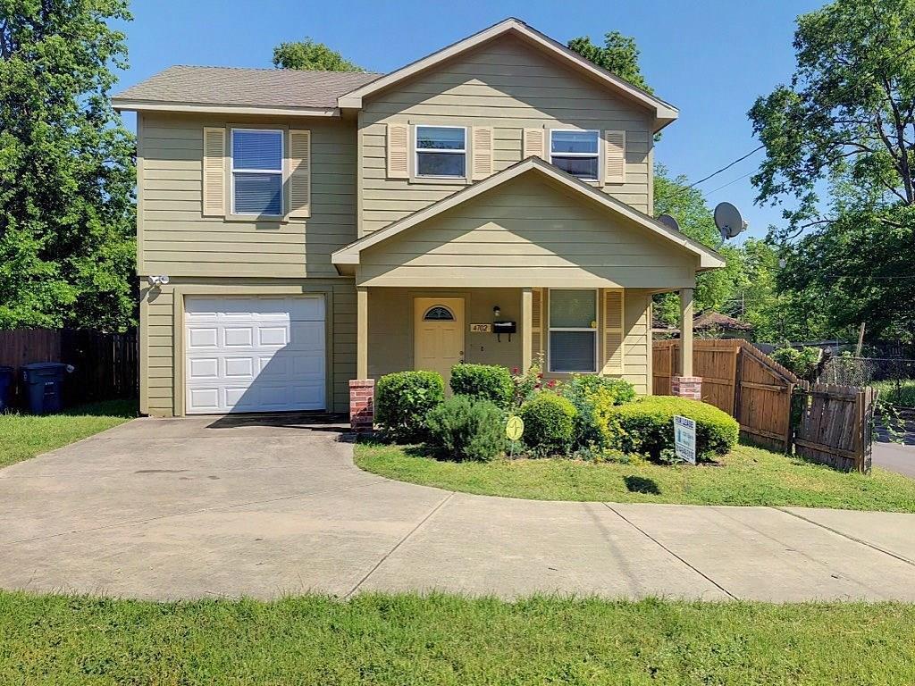 4702 Jamaica Street, Dallas, Texas 75210