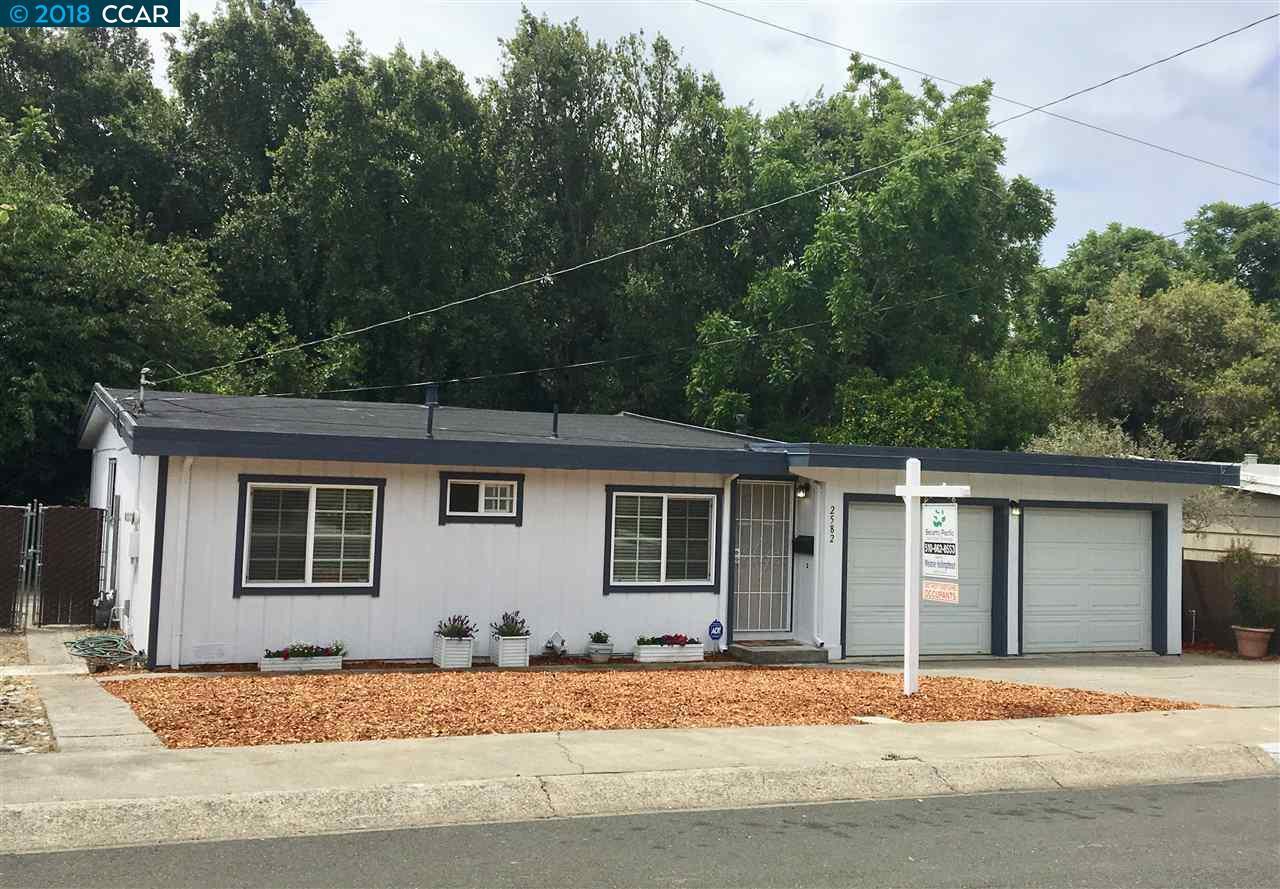 2582 Sheldon Drive, Richmond, CA 94803