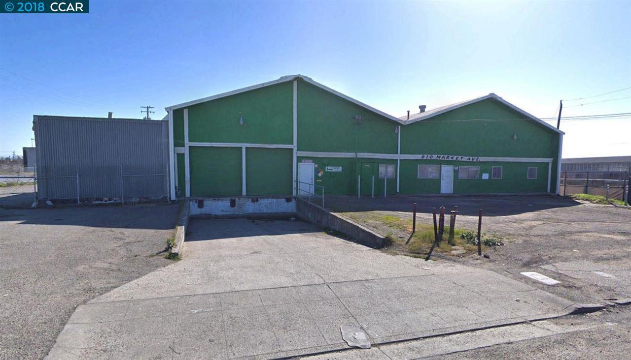 810 Market Avenue, Richmond, CA 94801
