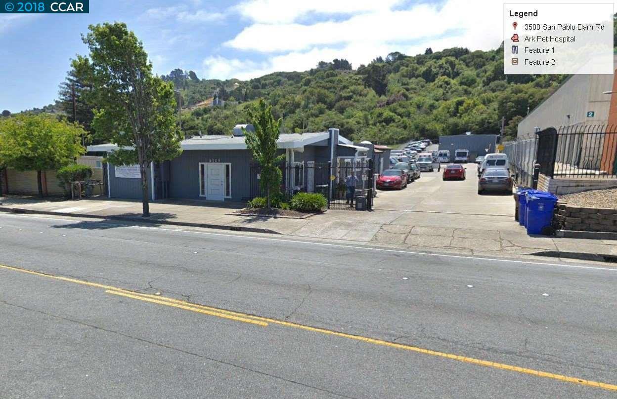 3508 San Pablo Dam Road, El Sobrante, CA 94803