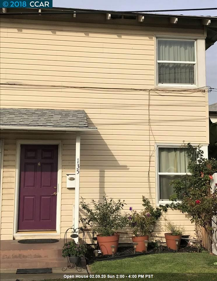 135 West Chanslor Avenue, Richmond, CA 94801