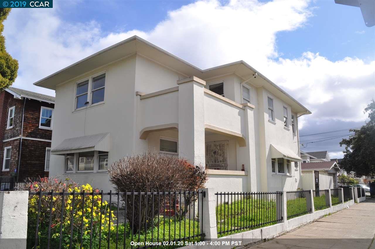 2000 24th Avenue, Oakland, CA 94601