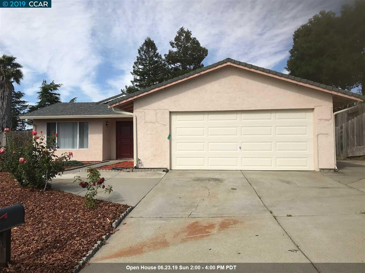 989 Springwood Court, Rodeo, CA 94572
