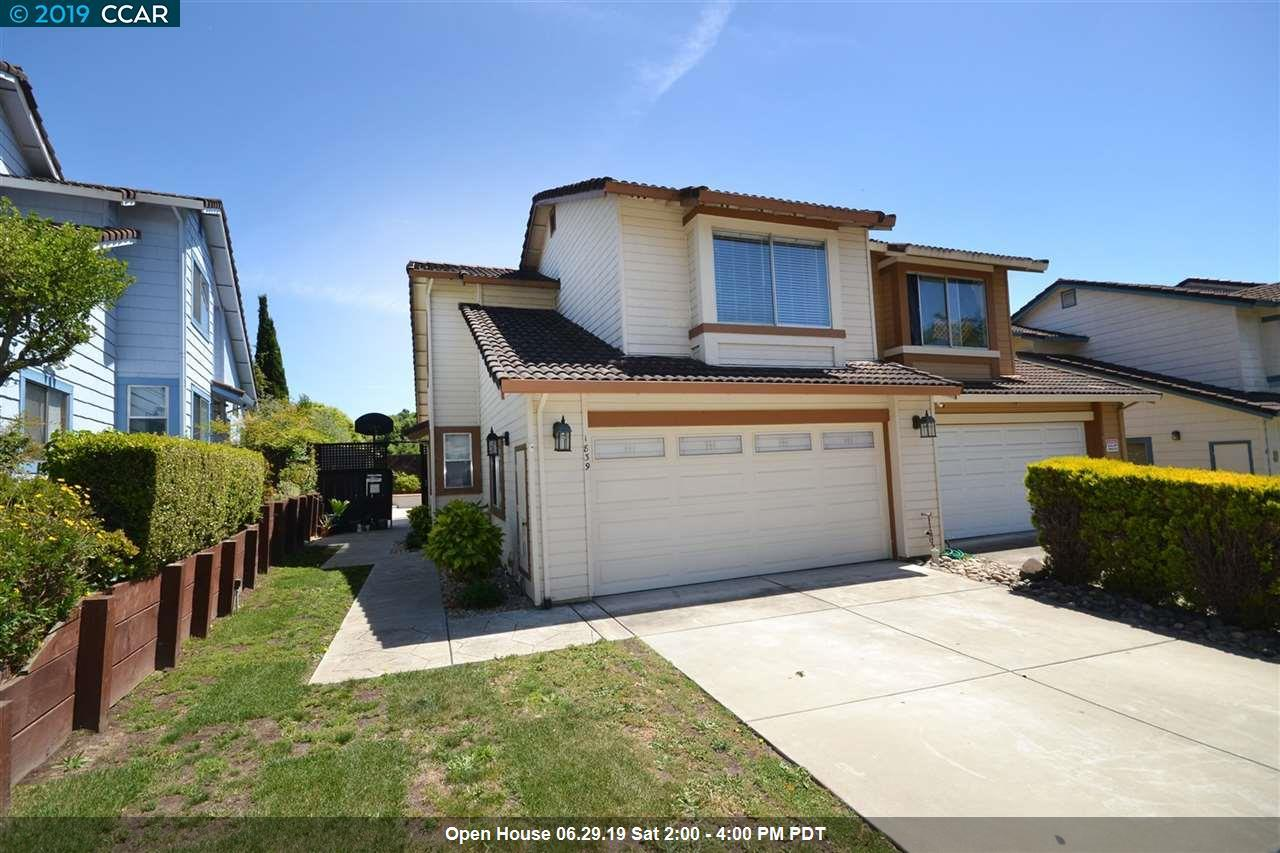 1839 Canyon Drive, Pinole, CA 94564