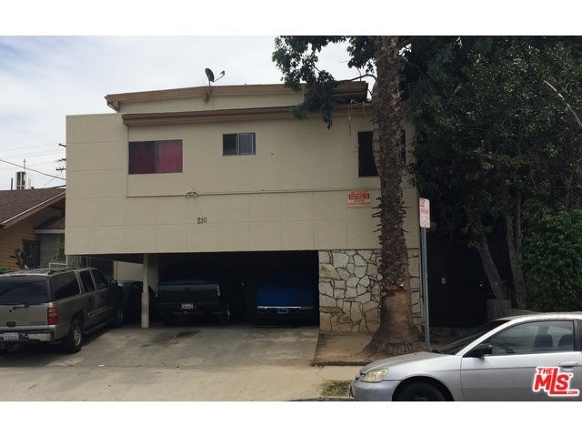 210 North BURLINGTON Avenue, Los Angeles, CA 90026