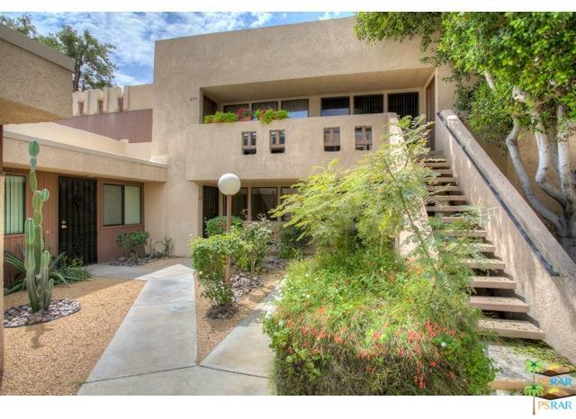 435 BRADSHAW Lane Unit 54, Palm Springs, CA 92262