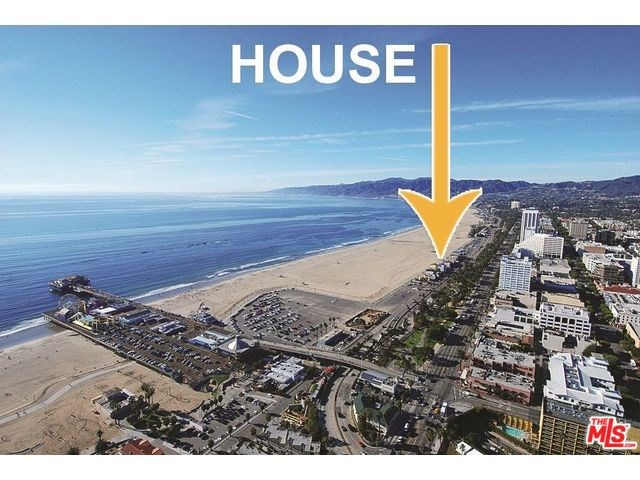 1329 PALISADES Beach Road, Santa Monica, CA 90401