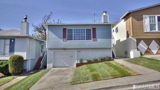 142 Belcrest Avenue, Daly City, CA 94015