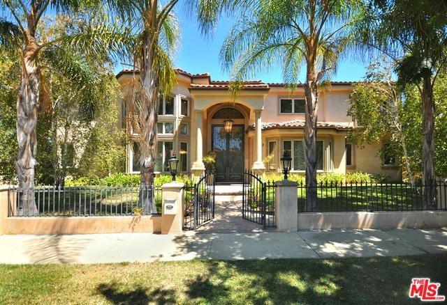4822 North VALJEAN Avenue, Encino, CA 91436