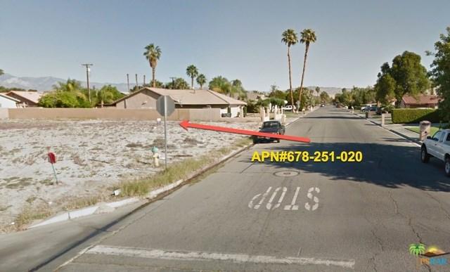 0 Corner of Avenida Ximino and Baristo Road, Cathedral City, CA 92234