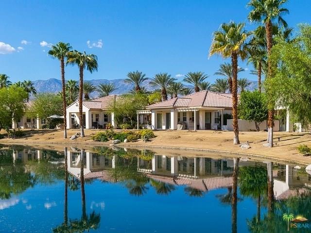 124 LAKEFRONT Way, Rancho Mirage, CA 92270