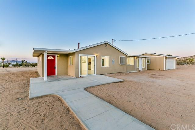58334 Barter Road, Yucca Valley, CA 92284