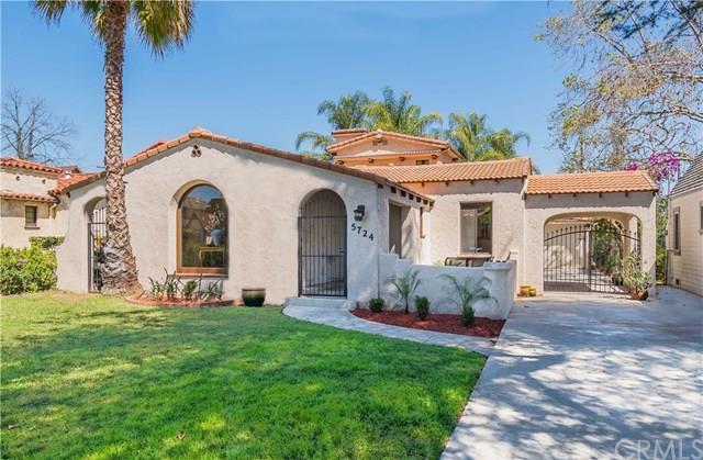5724 Camellia Avenue, Temple City, CA 91780