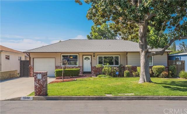 1548 1st Street, Duarte, CA 91010