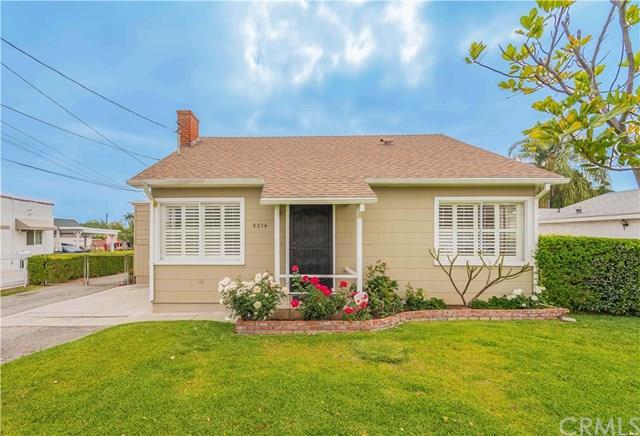 3214 Burton Avenue, Rosemead, CA 91770