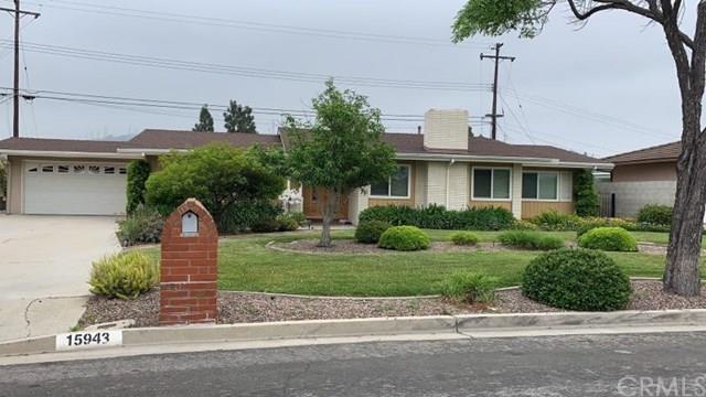 15943 Atitlan Drive, Hacienda Heights, CA 91745