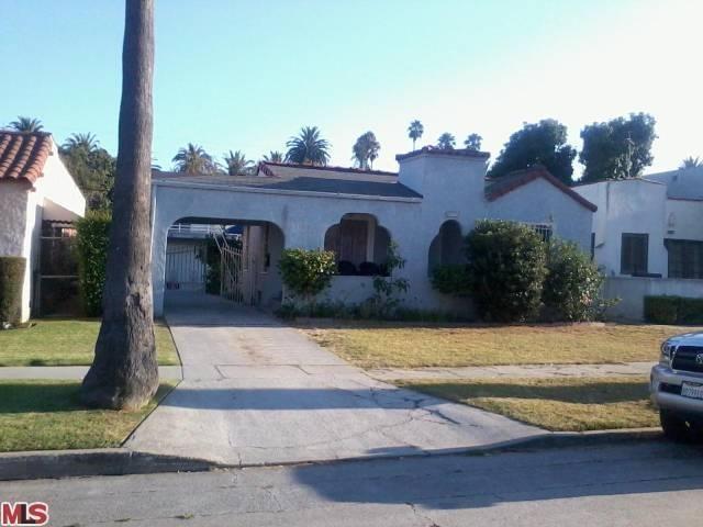 5222 West 20TH Street, Los Angeles, CA 90016