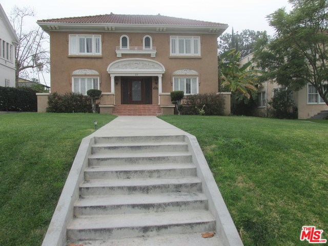 1231 South Street ANDREWS Place, Los Angeles, CA 90019