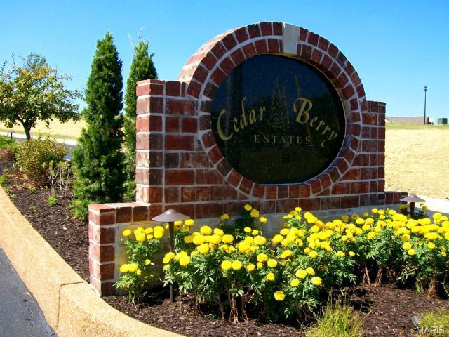 66 Cedar Berry Drive, Washington, MO 63090