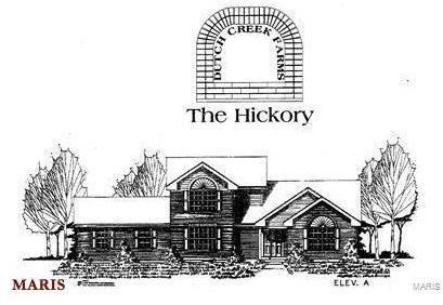 0 Hickory II  Dutch Creek Farms, Cedar Hill, MO 63016