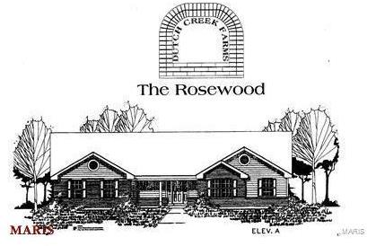 0 Rosewood  Dutch Creek Farms, Cedar Hill, MO 63016