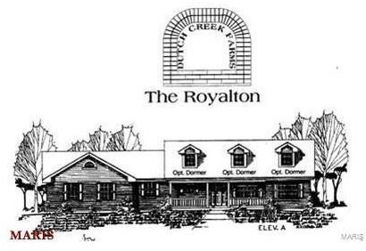 0 Royalton  Dutch Creek Farms, Cedar Hill, MO 63016