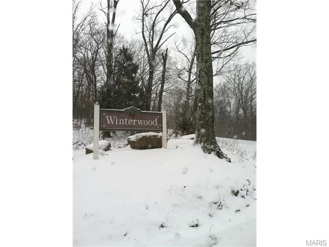 9 Lot 9B Winterwood Subdivision, House Springs, MO 63051