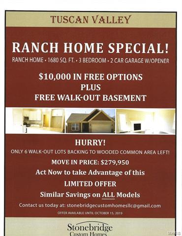 3206 TBB Tuscan Valley Estates Court, Arnold, MO 63010