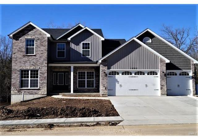 0 Remington Place Marylyn, Imperial, MO 63052
