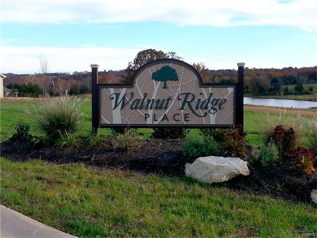 48  LOT Walnut Ridge Place, Washington, MO 63090