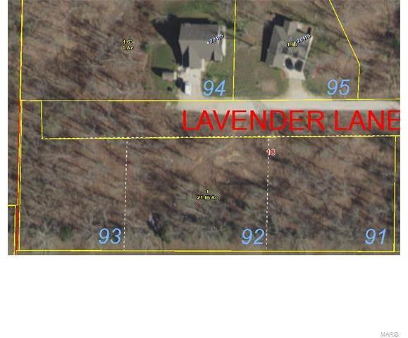 0 Lot 92  Lavender Ln, St Robert, MO 65583