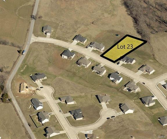 3056 Prairie View Trail, Jackson, MO 63755