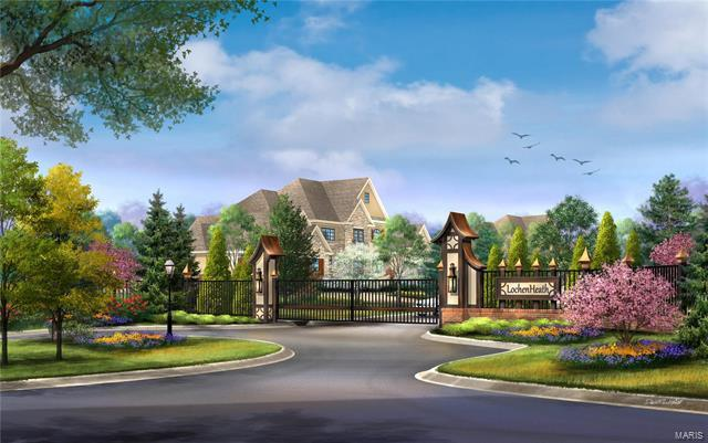 13203 Lochenheath  Lot 1 Court, Town And Country, MO 63131