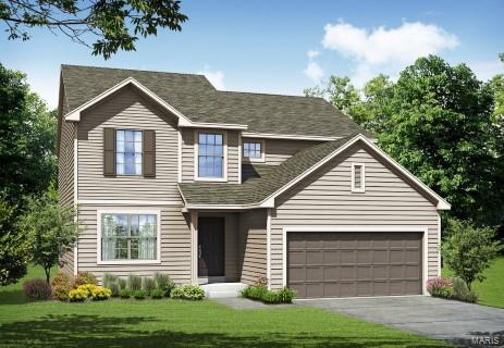 1 TBB FRANKLIN  Henley Woods, Arnold, MO 63010