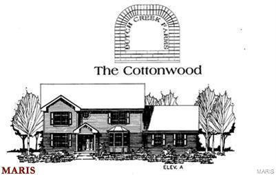 0 Cottonwood  Dutch Creek Farms, Cedar Hill, MO 63016