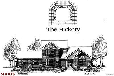 0 Hickory  Dutch Creek Farms, Cedar Hill, MO 63016