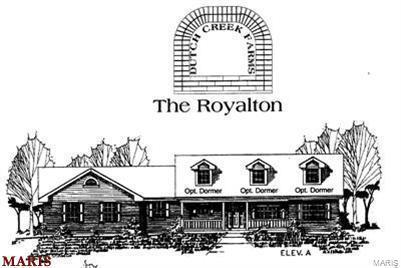 0 Royalton  Dutch Creek Farms, Cedar Hill, MO 63016
