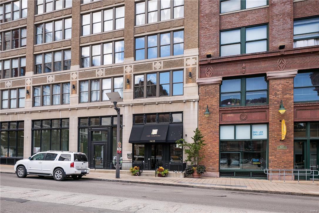 1635 Washington Avenue Unit 912, St Louis, MO 63103