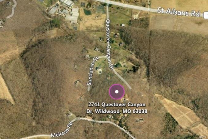2741 Questover Drive , Wildwood, MO 63038