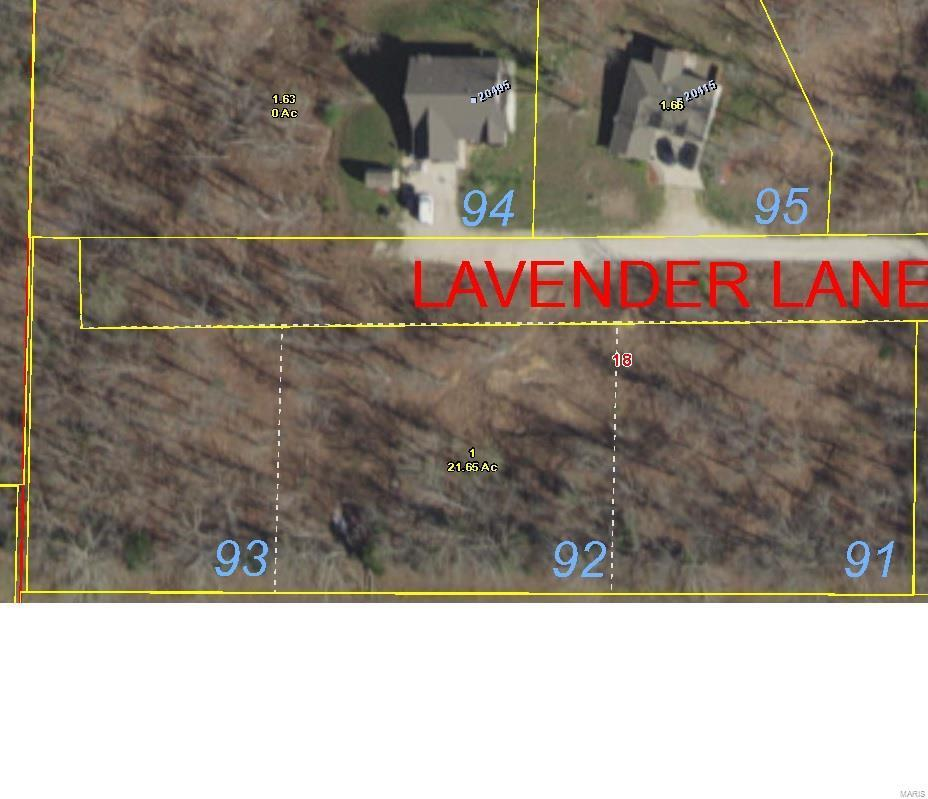 0 Lot 93  Lavender Lane, St Robert, MO 65583