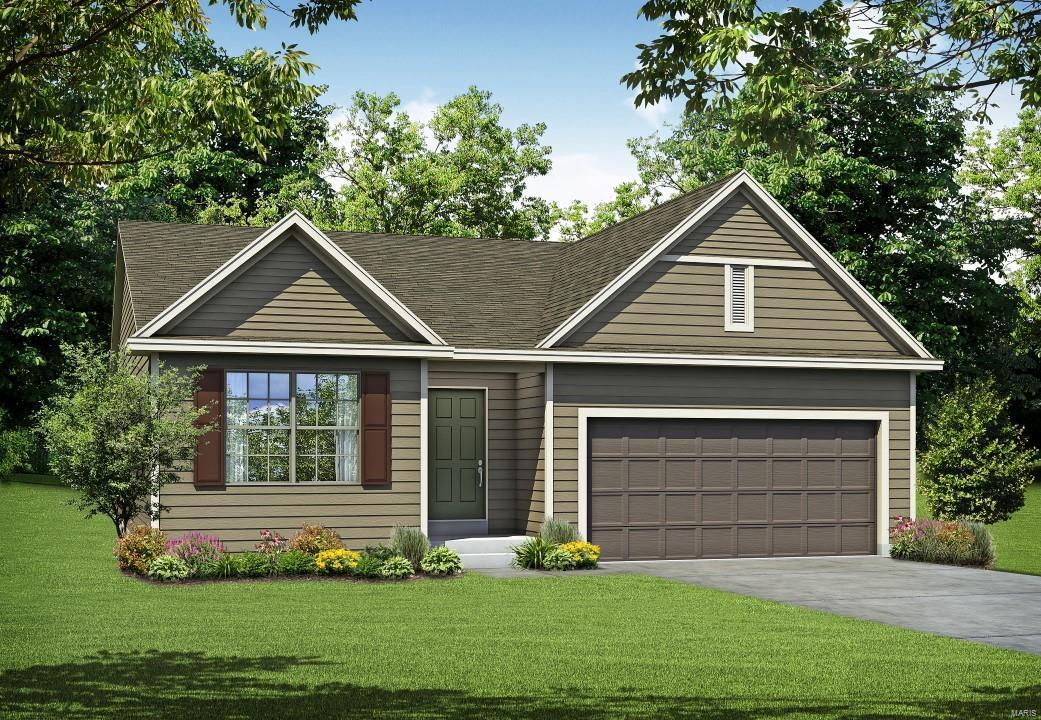 1 Hamilton pinewoods Estates, Wentzville, MO 63385