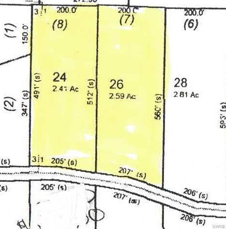 247 Foxboro Road , Gerald, MO 63037