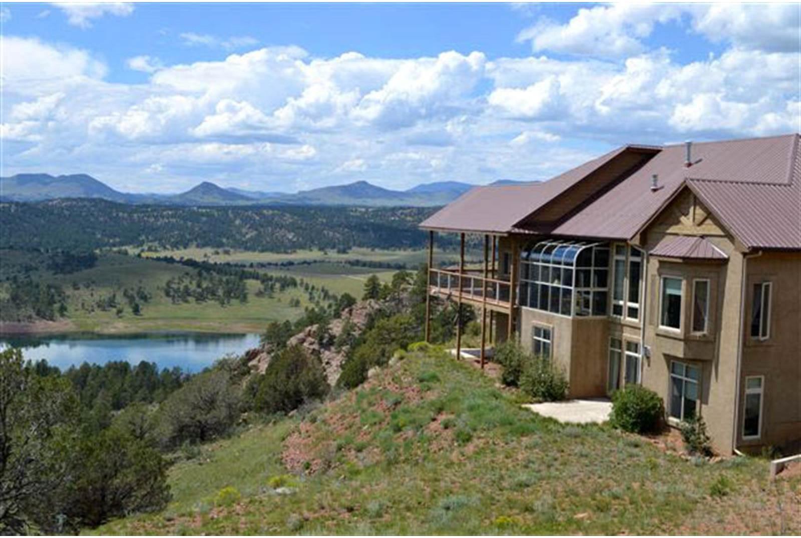 317 South Lakeview Forest Heights, Florissant, CO 80816