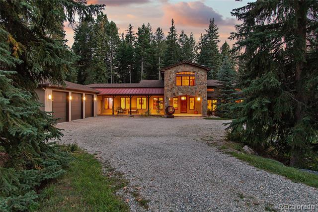 8701 Grizzly Way, Evergreen, CO 80439