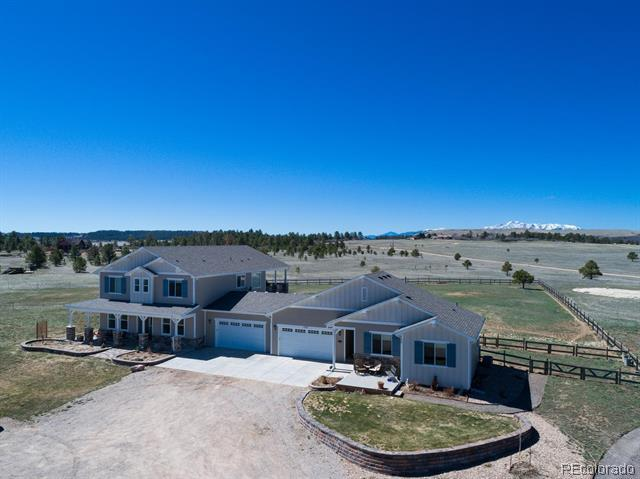 7714 East Greenland Road, Franktown, CO 80116