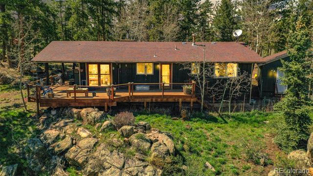 3254 Ridge Road, Nederland, CO 80466